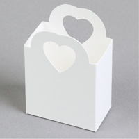 Heart-Handled Favor Boxes Step 6
