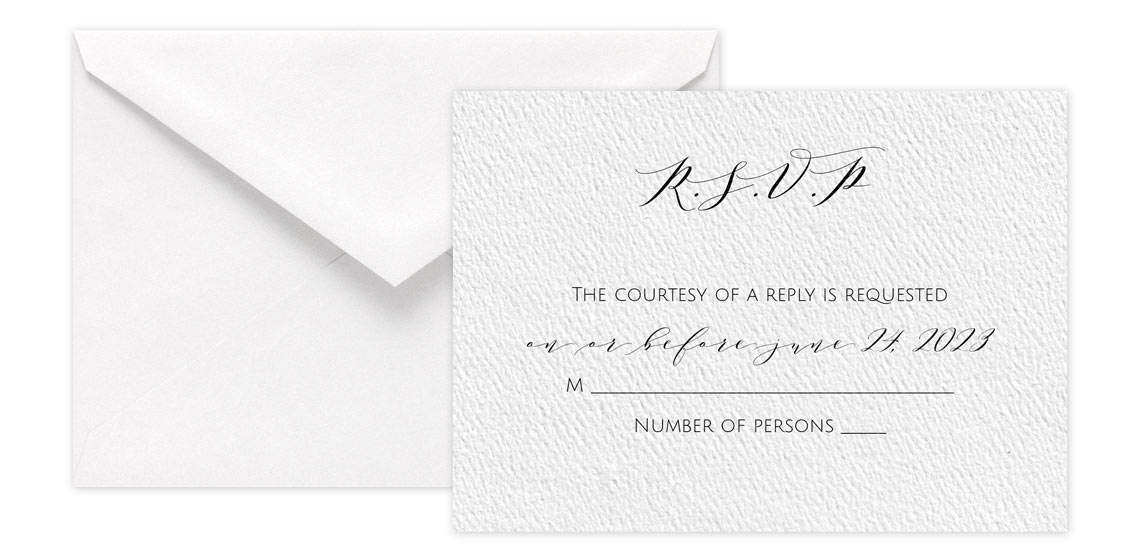 How to Choose an RSVP Date