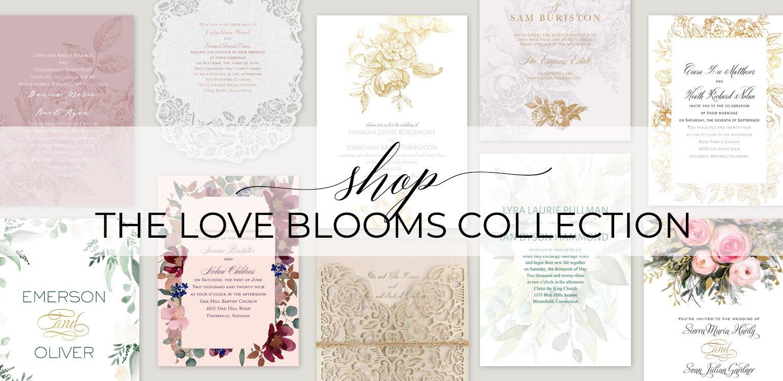 Wedding Invitation Collections