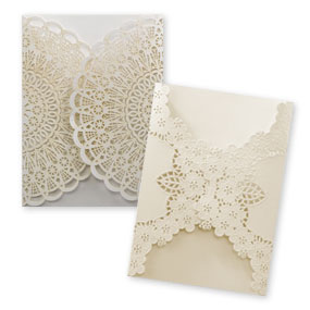 Wedding Invitation Wraps