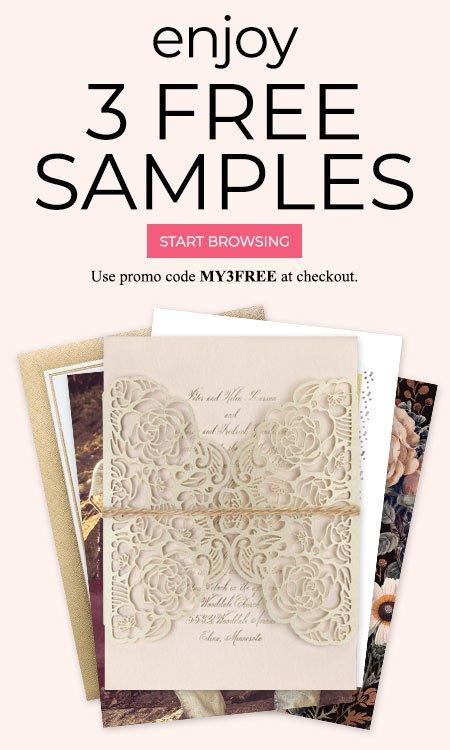 Free Wedding Invitation Samples | Invitations By Dawn