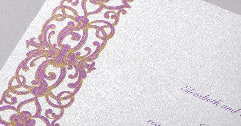 105 lb Signature Shimmer Paper