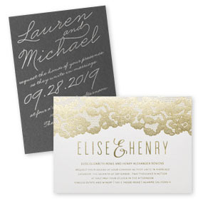 Types of Wedding Invitations | Invitations By Dawn
