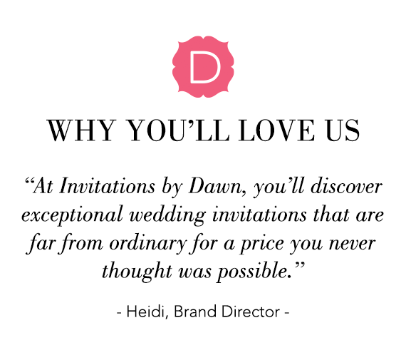 Why You'll Love Us - Quote