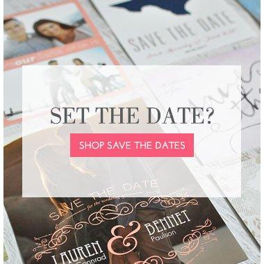 Set the Dates?
