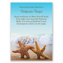 Starfish - Map Card