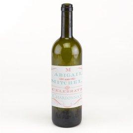 Bold Poster - Wine Bottle Label