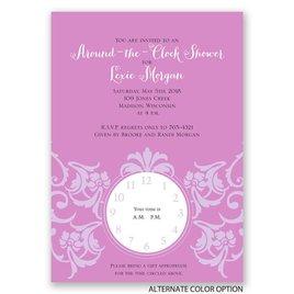 Antique Dream - Bridal Shower Invitation