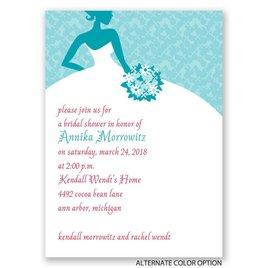 All Style - Mini Bridal Shower Invitation