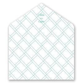 Miami Breeze - Designer Envelope Liner