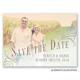 Love Declared - Save the Date Magnet