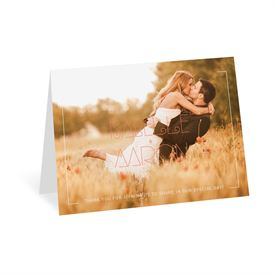 Thank You Cards: So Perfect Thank You Card
