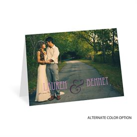 So Inviting - Thank You Card