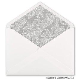 Romantic at Heart - Envelope Liner