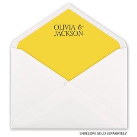 Hello Contempo - Envelope Liner