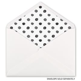 Perfectly Mod - Envelope Liner