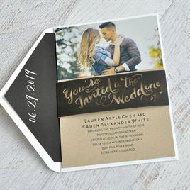 Truly Inviting - Envelope Liner