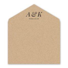 Naturally Chic - Designer Envelope Liner