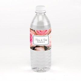 Wedding Favors: Ethereal Garden Water Bottle Label