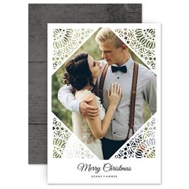 Holiday Cards for Families: Country Christmas Holiday Card