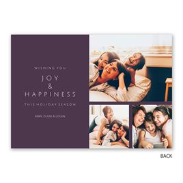 All Is Bright - Foil Holiday Card
