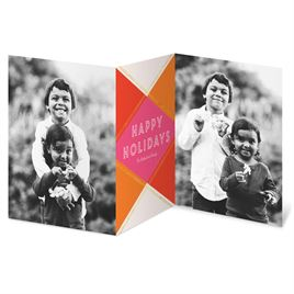 Holiday Gem - Red - Holiday Card