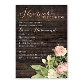 Freshly Picked - Bridal Shower Invitation