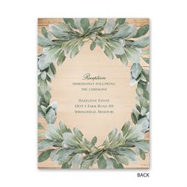 Blush Blooms - Petite Invitation