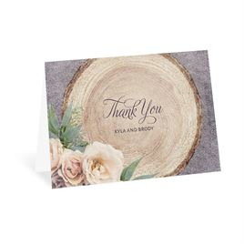 Woodland Whimsy - Thank You Card