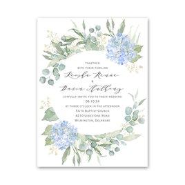 Something Blue - Petite Invitation