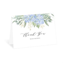 Thank You Cards: Something Blue Thank You Card