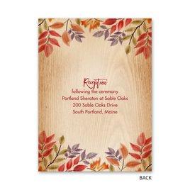 Fall Foliage - Petite Invitation