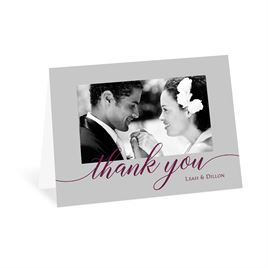 Thank You Cards: This Day Forward Thank You Card