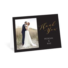 Vows - Thank You Card