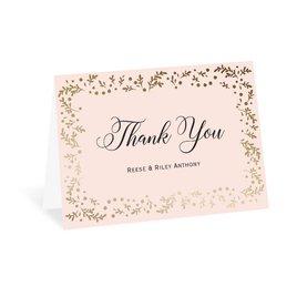 Eternal Love - Thank You Card