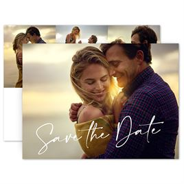 Save The Dates: In Love Save the Date Card