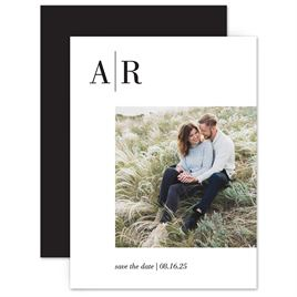Save The Dates: Forever Save the Date Card