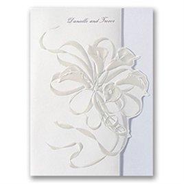 Floral Wedding Invitations: Lovely Invitation