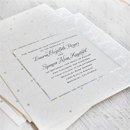 Forever Radiant - Invitation