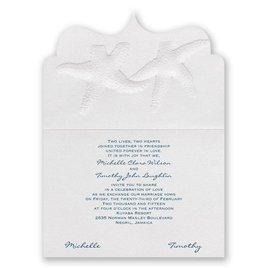 Smitten Starfish - Invitation