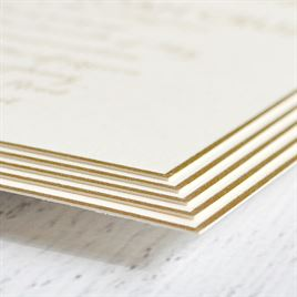 Golden Touch - Invitation