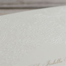 Lace and Luxury - Invitation