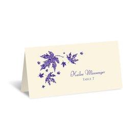Graceful Leaves - Ecru - Place Card