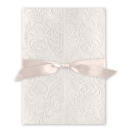 Elegance and Grace - Blush - Invitation