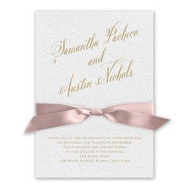 Fresh Angle - Ballet - White Invitation