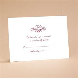"""It""""s Up To You - Respond Card and Envelope"""