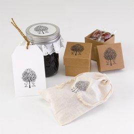 Love Tree Custom Stamp