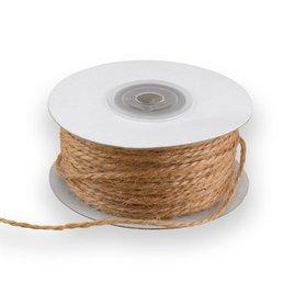 Invitation Ribbons and Embellishments: Sand Jute Cord