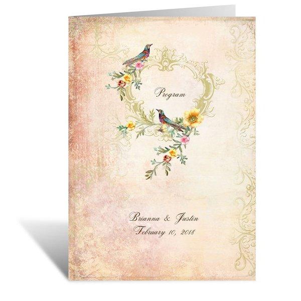 Vintage Birds Program