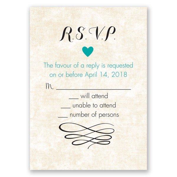 Happy Heart Response Card